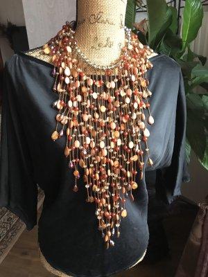 Handgemacht Collier Necklace multicolored