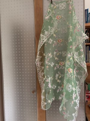 Sehr feines Tuch, neuwertig, 105x105cm
