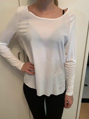 Sehr flottes und schickes weißes Shirt!