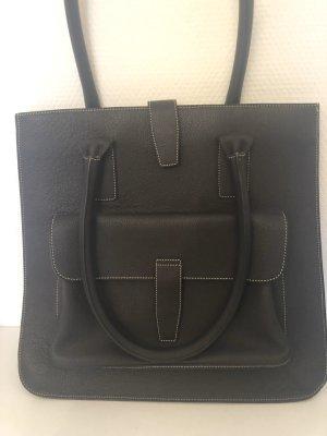 Arami Handbag dark brown