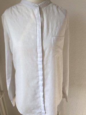 Marc O'Polo Camicetta a maniche lunghe bianco