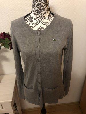 Lacoste Giacca in maglia grigio