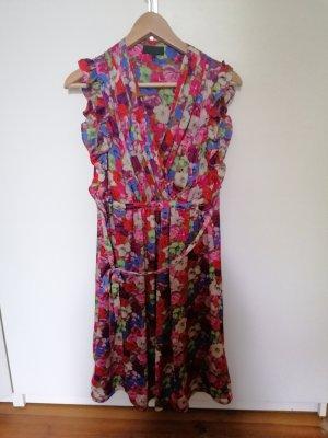 Sehr hübsches Printkleid von Snob Gr 38