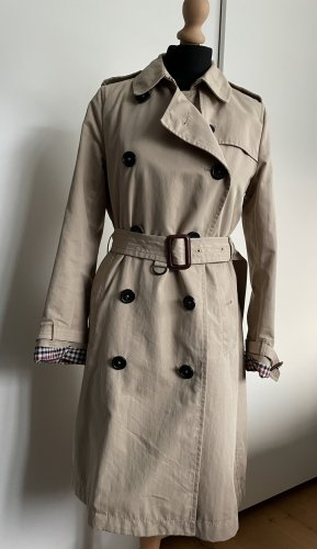 Blonde No. 8 Trenchcoat beige coton