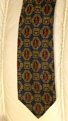 Sehr schick und elegant - Original MCM Krawatte