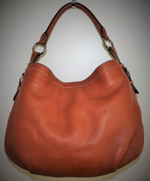 Bogner Hobos cognac-coloured leather