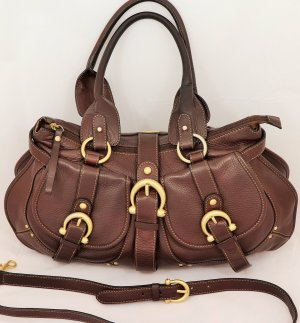 Coccinelle Hobos brown leather