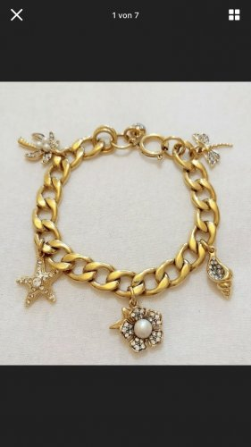 Juicy Couture Gouden armband goud