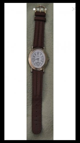 Analog Watch brown