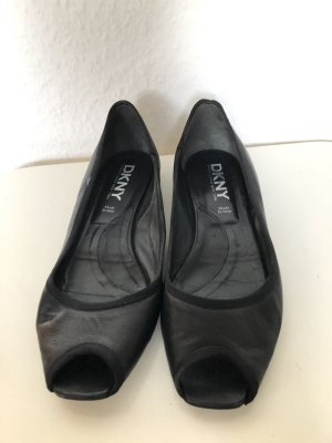 DKNY Ballerina spuntata nero
