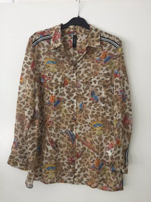 Sehr schöne Bluse von Marc Cain, 100% Seide
