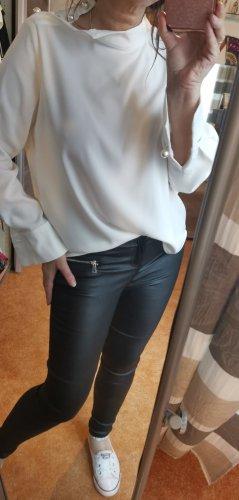 Sehr schöne Bluse von Zara GR L mit Perlen