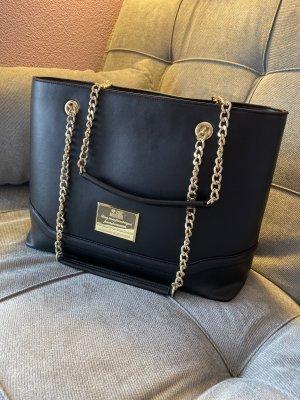 Sehr schöne, elegante Moschino- Tasche
