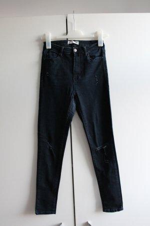 Sehr schöne High-Waiste Jeans