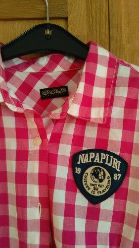 sehr schöne Langarm Bluse von NAPAPIJRI, Größe S
