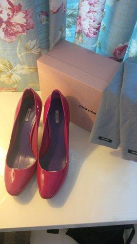 Sehr schöne Miu Miu Schuhe <3