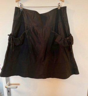 Madonna Tulip Skirt black
