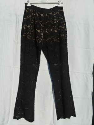 Twin set Marlene Trousers black-beige