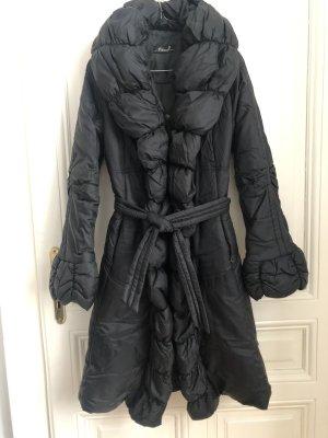 Manteau en duvet noir