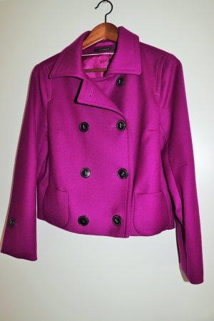 Windsor Giacca di lana viola scuro Lana vergine