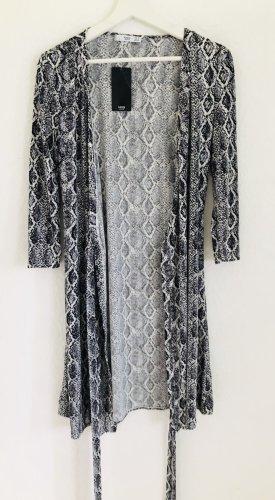 Mango Kimono nero