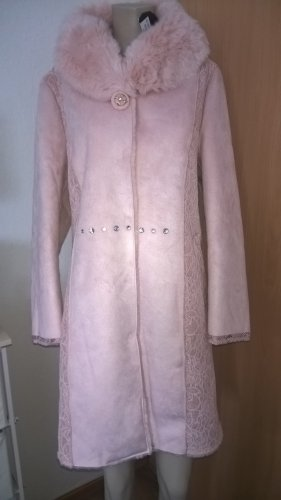 sehr schöner Mantel  von  Alfredo Pauly  rosa  Gr. 42