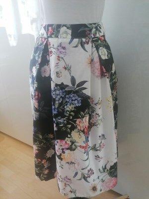 Ashley Brooke Midi Skirt multicolored