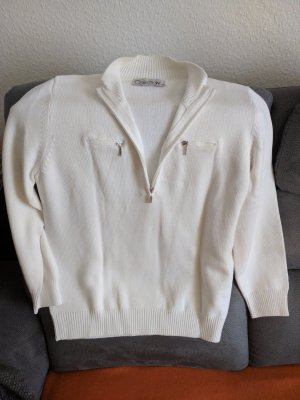 Collection Knitted Sweater white