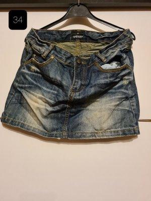Takko Gonna di jeans multicolore
