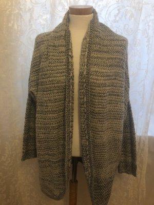 Sinsay Crochet Cardigan multicolored
