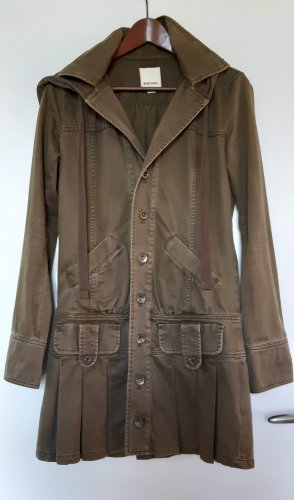 Sehr schönes Diesel Vintage Military Mantelkleid