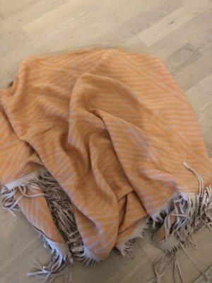 You&Me Fashion Fazzoletto da collo arancione-color cammello Acrilico