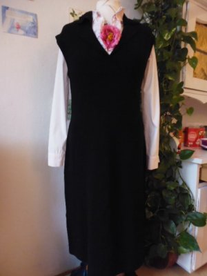 Vestito di lana nero Lana