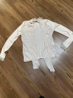 Marc Cain T-shirts en mailles tricotées blanc cassé