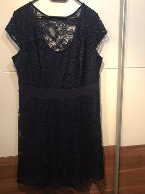 Bodyflirt Shortsleeve Dress dark blue