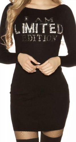 Sehr schönes Kleid in schwarz Gr. S. Neu.