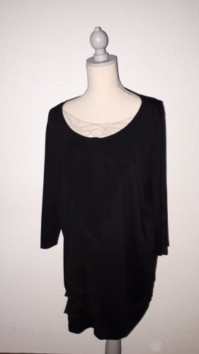 Laura Torelli Koszula typu carmen czarny