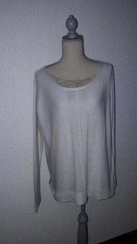 Blue Motion Długa koszulka biały