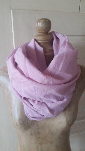 Parallel Lines Kerchief dusky pink