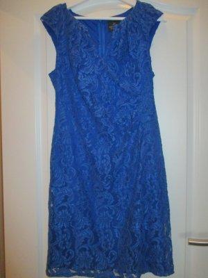 Sehr schönes royalblaues Kleid
