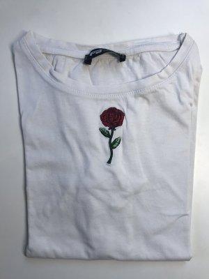 Sehr schönes T-Shirt mit Rosen Print