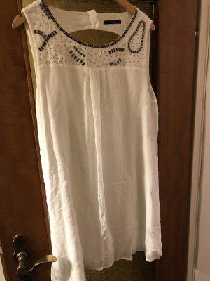 Sehr schönes weißes Kleid von Zero Gr. 44