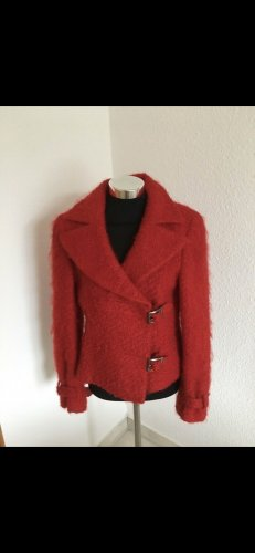 Sehr tolle Armani Jacke Rot Gr:44(36-38)