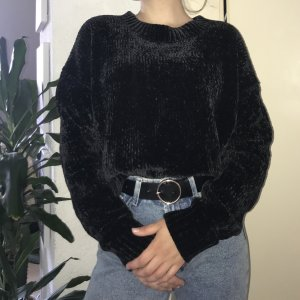 Urban Outfitters Oversized Sweater black