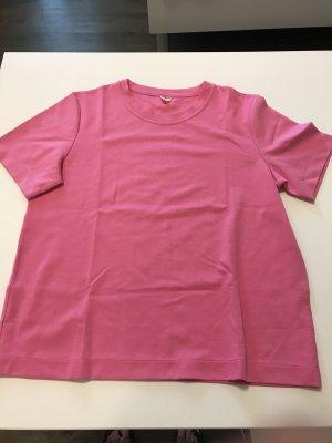 ARKET T-shirt fucsia neon-rosa Cotone