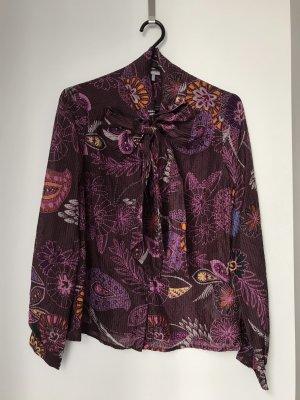 In Wear Blusa in seta multicolore