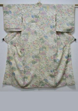 Seide Kimono