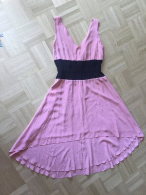 Seide Kleid  Rosa It 40 Annie P