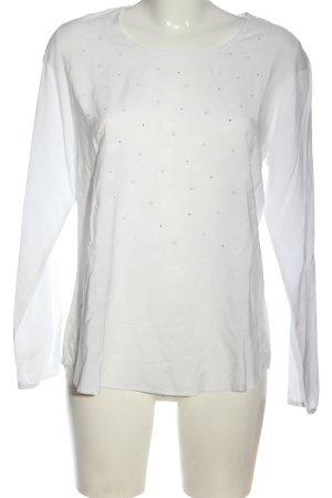 Seidel Langarm-Bluse