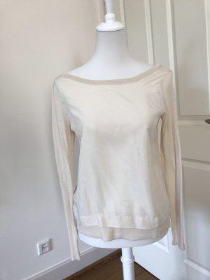 Seiden-Baumwoll-Shirt